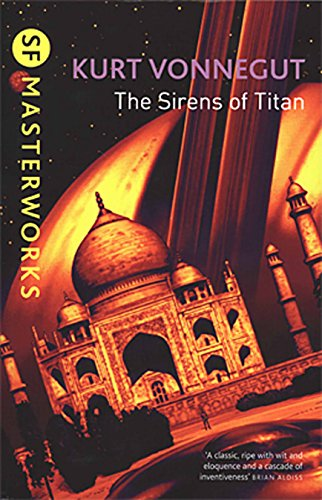 Book cover for The Sirens of Titan