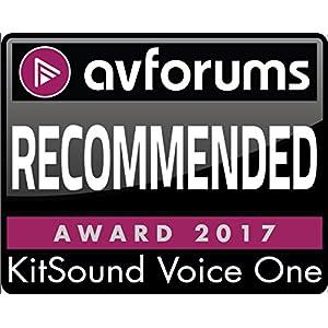 kitsound voice one mit integrierter alexa und spotify avs sprachsteuerung intelligenter. Black Bedroom Furniture Sets. Home Design Ideas