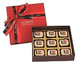 #9: ZOROY LUXURY CHOCOLATE Valentines day Love Gift box of 9 I love you chocolate - 95Gms