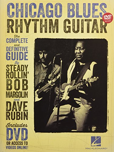 Chicago Blues Rhythm Guitar Guitare +DVD