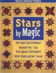 Stars by Magic: Diamond-free Stars - New Super-easy Technique
