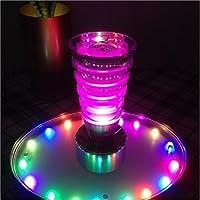 Bar addebitato cristallo tavolo scrivania lampada/Servizi/acrilico colore LED lampada di notte , 1 - Medio Dei Dipendenti Regalo
