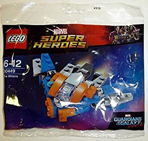 Lego Guardians of the Galaxy The Milano 30449 Polybag