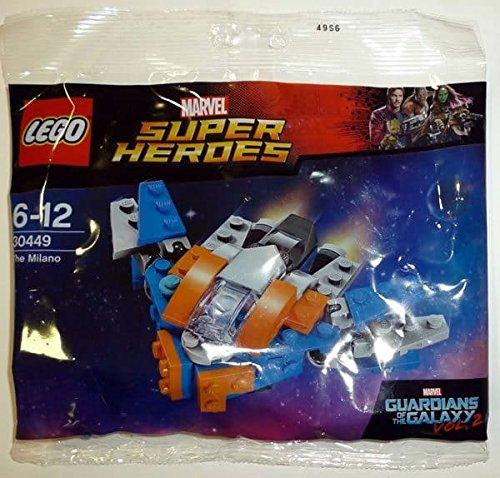 Preisvergleich Produktbild Lego Guardians of the Galaxy The Milano 30449 Polybag
