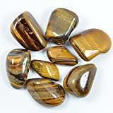 Tiger Eye Tumble Stone 100 gms Healing Gemstone