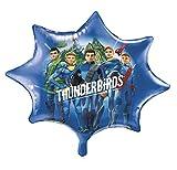 Unique Party 48947 - 28 Giant Foil Thunderbirds Balloon