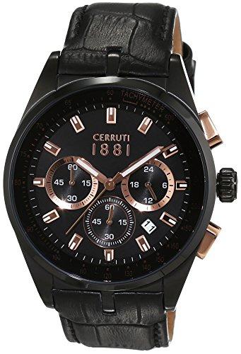 cerruti-1881-cra089d222g-montre-homme-quartz-analogique-chronometre-bracelet-cuir-noir