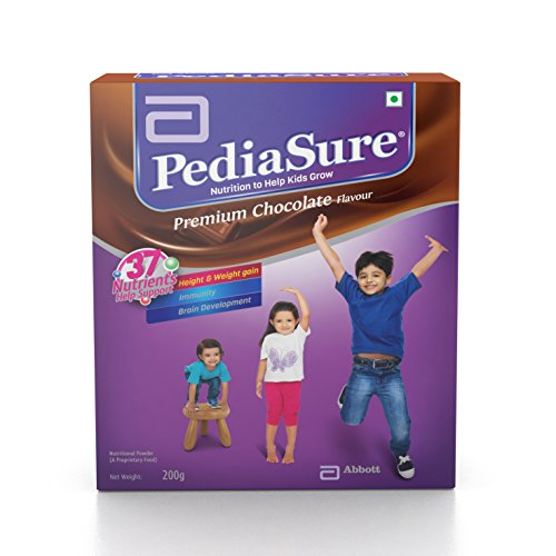 pediasure Premium Chocolate - 200 g (Refill pack)  available at amazon for Rs.243