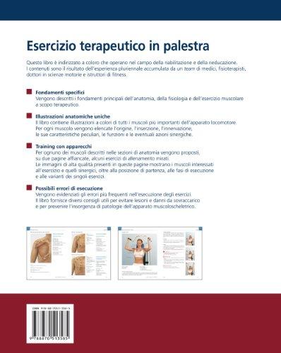 Zoom IMG-1 esercizio terapeutico in palestra manuale
