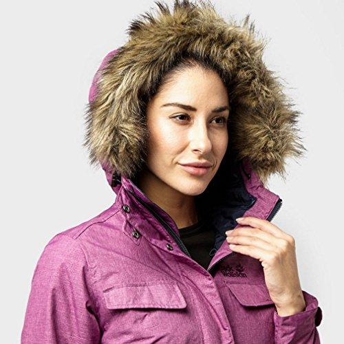 51Z8s6CtktL. SS500  - Jack Wolfskin Women's Cypress Mountain Jacket