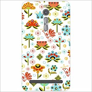 Asus ZenFone 2 ZE551ML Back Cover - Soothing Designer Cases