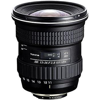 Tokina AT-X PRO 11-16mm F2.8 DX Lens -  Canon AF Mount