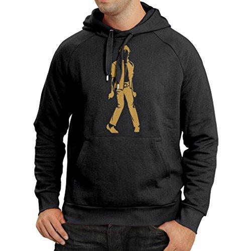 lepni.me Hoodie I Love M J - Vintage, Musically Shirt, Band Merch