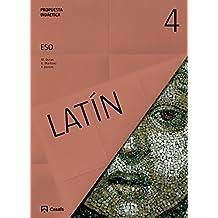 Propuesta Didactica Latin 4º eso - 9788421861158