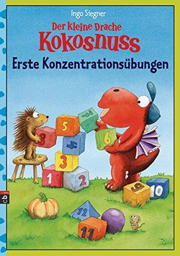 Der kleine Drache Kokosnuss - Erste Konzentrationsübungen (Lernspaß- Rätselhefte, Band 5)