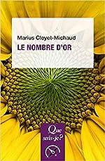 Le nombre d'or de Marius Cleyet-Michaud