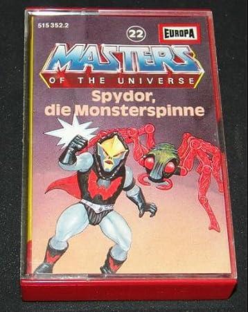 He Man Folge 22 Spydor Die Monsterspinne Masters Of The Universe