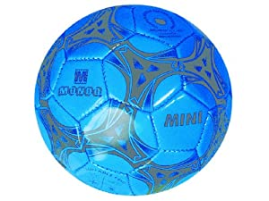 Mundo 13189-Balón de Cuero de fútbol Mini Mis.1Inter/Milan/Juve