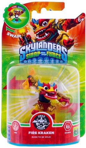 Skylanders SwapForce: Fire Kraken