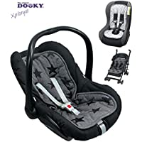 Original Dooky 4 In 1 Multiseat Comfort Seat Cushion Insert Universal For