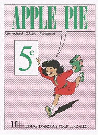 Apple pie, 5e (édition 1989)