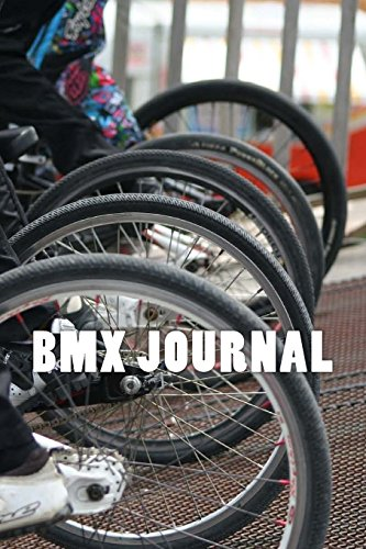 BMX Journal por Wild Pages Press