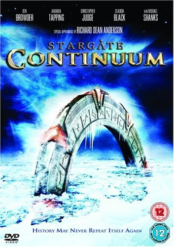 Bild von Stargate: Continuum [UK Import]