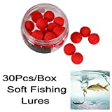Best Fishing Tools - Fishing Lure - 30Pcs/Box Soft Plastic Outdoor Fishing Review