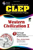 CLEP Western Civilization I w/ CD-ROM (CLEP Test Preparation) by Dr. Robert M Ziomkowski (2007-10-15)
