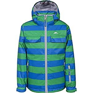 Trespass Kinder Motley Skijacke