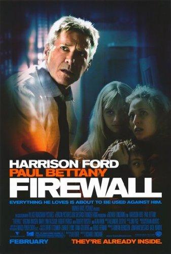 Firewall Movie Poster (27,94 x 43,18 cm)