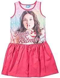 Soy Luna Disney Chicas Vestido - Fucsia