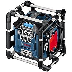 Bosch GML 20 Professional Radio/Radio-réveil MP3 Port USB