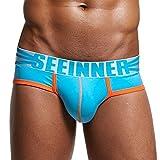 Herren Boxershort Xinan sexy Unterwäsche Soft Slips