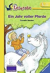 Leserabe - Schulausgabe in Broschur: Ein Jahr voller Pferde (HC - Leserabe - Schulausgaben in Broschur)