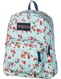 JANSPORT T501 Superbreak Backpack - Multi Painted Ditzy