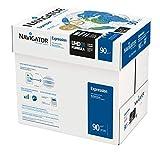 Navigator - Papier premium Blanc 90 g/m² A4 - Carton de 5 x 500 feuilles