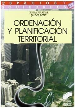 Ordenación y planificación territorial par [Pujades, Román, Jaume Font]