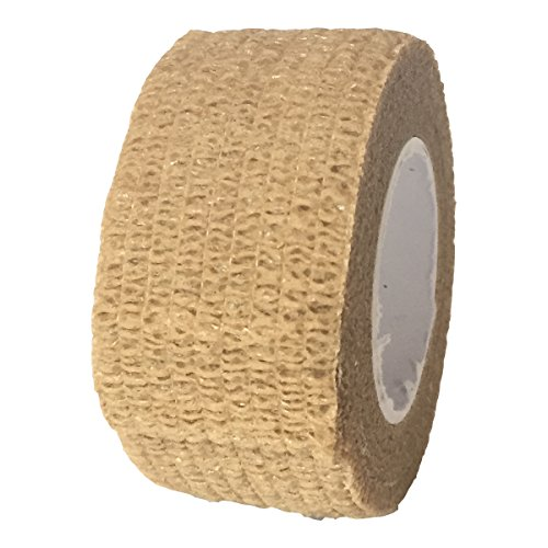 3-x-coban-cohesive-sports-self-adhesive-athletic-support-bandage-strap-tape-25cm-x-45m