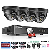 Best ANNKE Dvr Cameras - ANNKE® AHD 4CH 960P Vidéo DVR Hybrid HVR/NVR Review