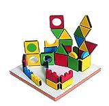 Edushape Ed 975054Gesellschaftsspiel Lernspiel Edu'Magnet 3D
