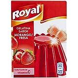 Royal Gelatina Sabor Fresa - 170 gr
