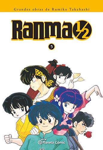 Ranma 1/2 nº 05/19 (Manga Shonen) por Rumiko Takahashi