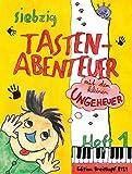 70 Tastenabenteuer mit dem kleinen Ungeheuer Heft 1 (EB 8721) - Karin Daxböck (Hrsg.)