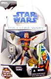Star Wars Ahsoka Tano und Rotta the Hutt CW09 - The Clone Wars Collection 2008 von Hasbro