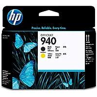HP 940 - Cabezal de impresión Original HP 940 Negro y Amarillo para HP OfficeJet Pro 8000, 8500 series, 8500A, 8500A Plus