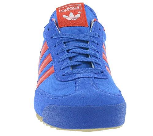 Metallizzato Originals blu Rosso Drago Da Grigio Blu Oro Lucido King Bassi Dell'uomo Tennis Adidas PwdvUxZd