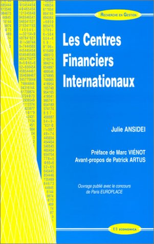 Les Centre Financiers Internationaux