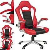 This listing is for a RayGar Supreme chair, Quality meets BIFMA 5.1 standard, Fire Retardant (UK BS5852 ANTI-FIRE STANDARD), 360 degree swivel, Tilt and Lock mechanism, Recline feature controlled by a push button, High back - Rest with More comfortab...