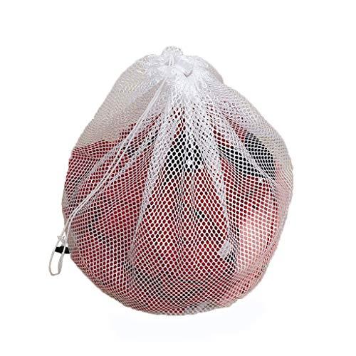Jelinda Mesh Wäsche waschen Taschen Locking Drawstring Closure und Machine Washable BH Socken Unterwäsche Waschmaschine Kleidung Schutznetz - Wäsche-waschen Mesh-tasche Für